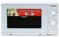 Panasonic 20 L Solo Microwave Oven(NN-SM255WFDG, WHITE)