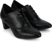 Allen Solly Formal Boots(Black)