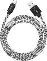 CEDO Branded 1m long Nylon Braided Original Certified Tough Type C USB Data Cable Compatible for OnePlus 5 /3 /2, Nexus 5X/ 6P, Le Eco Le 2, new MacBook, ChromeBook Pixel, Gionee S6, Meizu PRO 5, Xiaomi Mi 5, Le 2 Pro, LeEco Le Max 2, Nokia N1 Tablet, Galaxy S8, S8+ and many more Type C devices, Sup