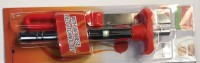 Prestige Aluminium Gas Lighter(Red, Pack of 1)