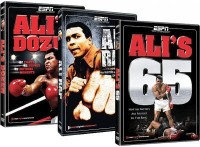 *ALI 3PK(DVD English)