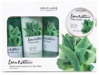 Oriflame Sweden Love Nature Facial Kit Tea Tree(Set of 4)