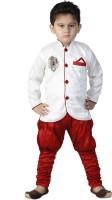 FTC Bazar Boys Kurta and Pyjama Set(White Pack of 1)