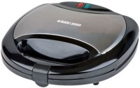 Morphy Richards New Toast and Grill Grill(Black)
