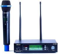 Circle U-1000 Circle U-1000 Receiver with H1 Handheld wireless Microphone(Black)
