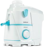 Havells Rigo Juicer 500 Juicer(White/Lifht Blue)
