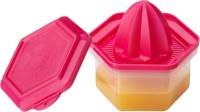 SARANGWARE Orange Juicer (Pack Of 2) 0 Juicer(Multicolor, 2 Jars)