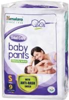 Himalaya Total Care Baby Pants - S(9 Pieces)