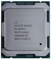 Intel 2.10 GHz LGA 775 E5 2683 v4 Processor(Grey)