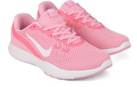 Nike NIKE FLEX TRAINER 7 Training & Gym Shoes(Pink)