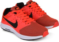 Nike WMNS Nike DOWNSHIFTER 7 Running Shoes(Red, Black)