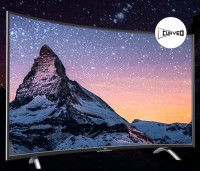 TCL 121 9cm (48 inch) Full HD Curved LED Smart TV