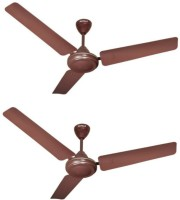 View Havells ES 50 3 Blade Ceiling Fan(Brown) Home Appliances Price Online(Havells)