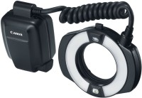 Canon MR-14EX II Macro Ring Lite (Black) Flash(Black)