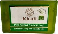 Parvati Gramodyog Khadi Neem Alovera Soap 125 gm (Pack of 1)(125 g) - Price 80 50 % Off