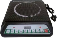nNOVL A8 2000-Watt Induction Cook-top Induction Cooktop(Black, Push Button)