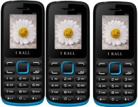 I Kall K11 Pack of Three(Blue) - Price 1699 5 % Off