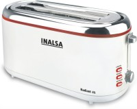 Inalsa Radiant 4S 1300 W Pop Up Toaster(White)