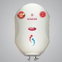 View Singer 15 L Storage Water Geyser(White, VESTA) Home Appliances Price Online(Singer)