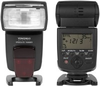 Yongnuo YN568EX for Nikon DSLR Flash(Black)
