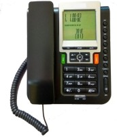 View Prro Landline Phone JHPB-07 Corded Landline Phone(Black) Home Appliances Price Online(Prro)