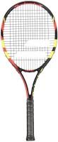 Babolat FALCON Red Strung Tennis Racquet(G3 - 4 3/8 Inches, 280 g)