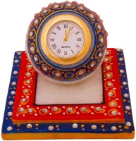 Halowishes Analog Multicolor Clock
