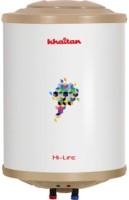 View khaitan 15 L Storage Water Geyser(IVORY, HI-LIFE 15 LTR.) Home Appliances Price Online(Khaitan)