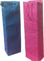 INDOGIFTS INDO-W1AG-21 Multipurpose Bag(Red, Blue, 20 L)