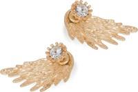 Luxor Designer Diamond Alloy Stud Earring