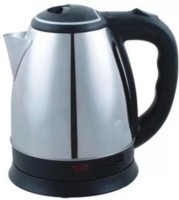 Lagom Cordless Stainless Steel Tea Heater with Auto Shut Off & Boil Dry Protection Electric Kettle (kettle RC-1010) Electric Kettle(1.8 L, Silver)