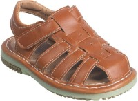 Action Boys Velcro Sports Sandals(Brown)