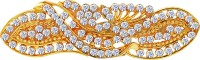 MJ Fashion Jewellery Classic Hair Clip(Gold) - Price 340 80 % Off