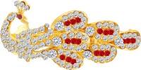 MJ Fashion Jewellery Stylish Hair Clip(Gold)