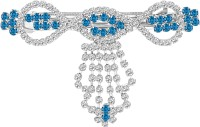 MJ Fashion Jewellery Stylish Hair Clip(White) - Price 340 80 % Off