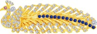 MJ Fashion Jewellery Long-lasting Hair Clip(Gold) - Price 340 80 % Off