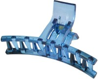piratesfashion cl-007 Hair Claw(Blue) - Price 100 50 % Off