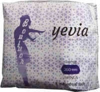 Yevia Sanitary Napkin All Day/Night Large 260mm Sanitary Pad(Pack of 8) - Price 40 38 % Off