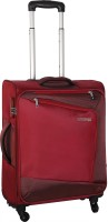 American Tourister Vienna Plus Expandable Check-in Luggage - 23 inch(Red)