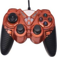 Shopfloor.XYZ USB 2.0 Game Pad Controller (RED)  Gamepad(Red, For PC)