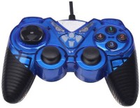 Shopfloor.XYZ Wired Controller GamePad For PC  Gamepad(Blue, For PC)