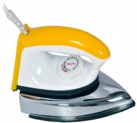 View Blue Sapphire Stylo Dry Iron(Yellow) Home Appliances Price Online(Blue Sapphire)