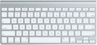 Apple MLA22HN/A Bluetooth Desktop Keyboard(White)