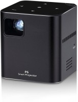 MBOX P6 Mobile Mini Pico Projector, DLP Technology, Support 1080P HD 120