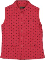 United Colors of Benetton. Printed Boys Waistcoat