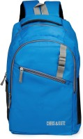 Chris & Kate CKB_115RB Waterproof School Bag(Blue, 27 L)