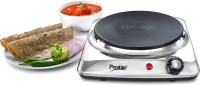 Prestige 42278 Induction Cooktop(Silver, Push Button)