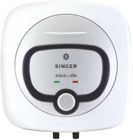 View Singer 25 L Storage Water Geyser(White, AQUA) Home Appliances Price Online(Singer)