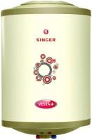 View Singer 25 L Storage Water Geyser(IVORY, VESTA PLUS) Home Appliances Price Online(Singer)