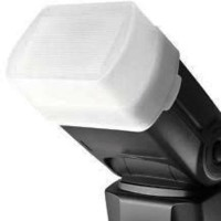hanumex OMNI Flash bounce diffuser All flashes Diffuser(White)
